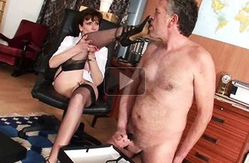 Humiliated by His Employers Wife